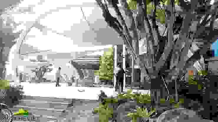 Modern Garden by Công ty TNHH Havico Việt Nam Modern