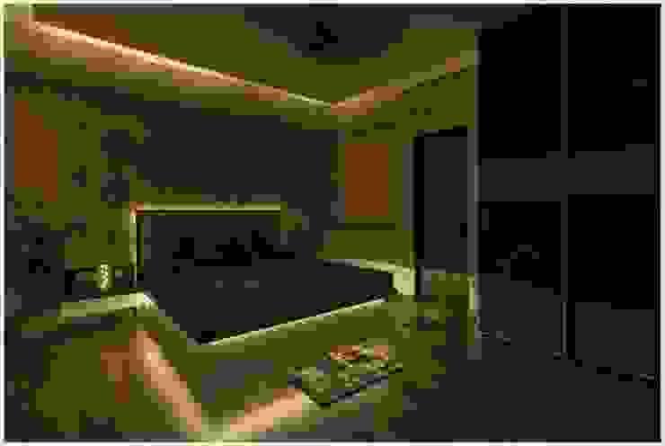 Moderne Schlafzimmer von GREEN HAT STUDIO PVT LTD Modern