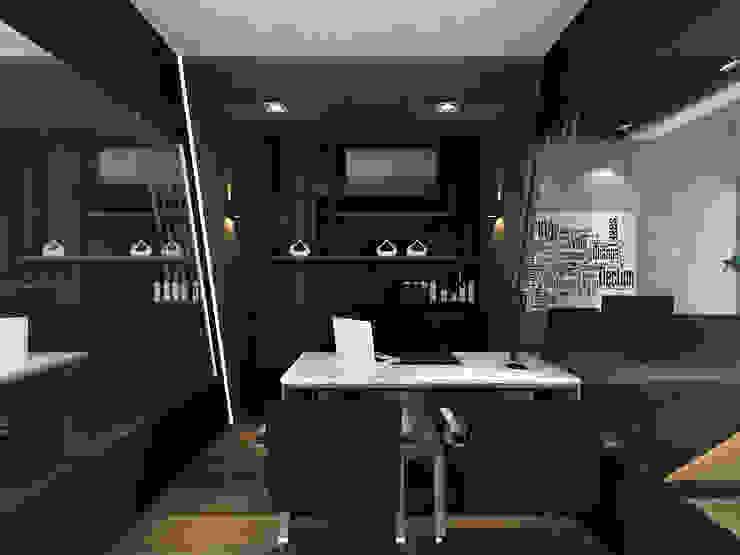 Office interior design in Cheras Norm designhaus Office buildings