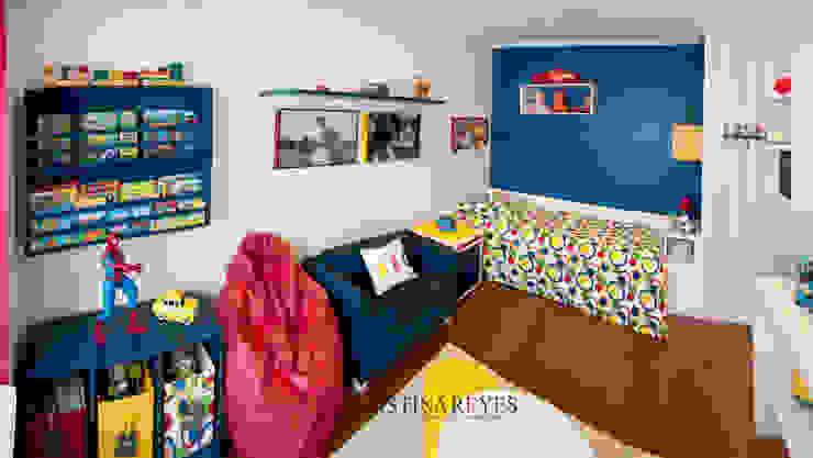 Quarto infantil Cristina Reyes Design de Interiores Quartos dos meninos