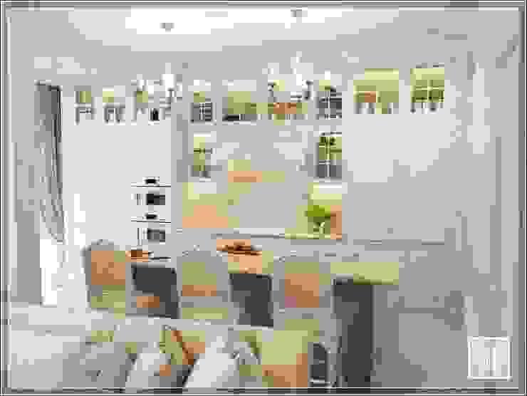 кухня Кухня в классическом стиле от Студия дизайна Светланы Исаевой Классический