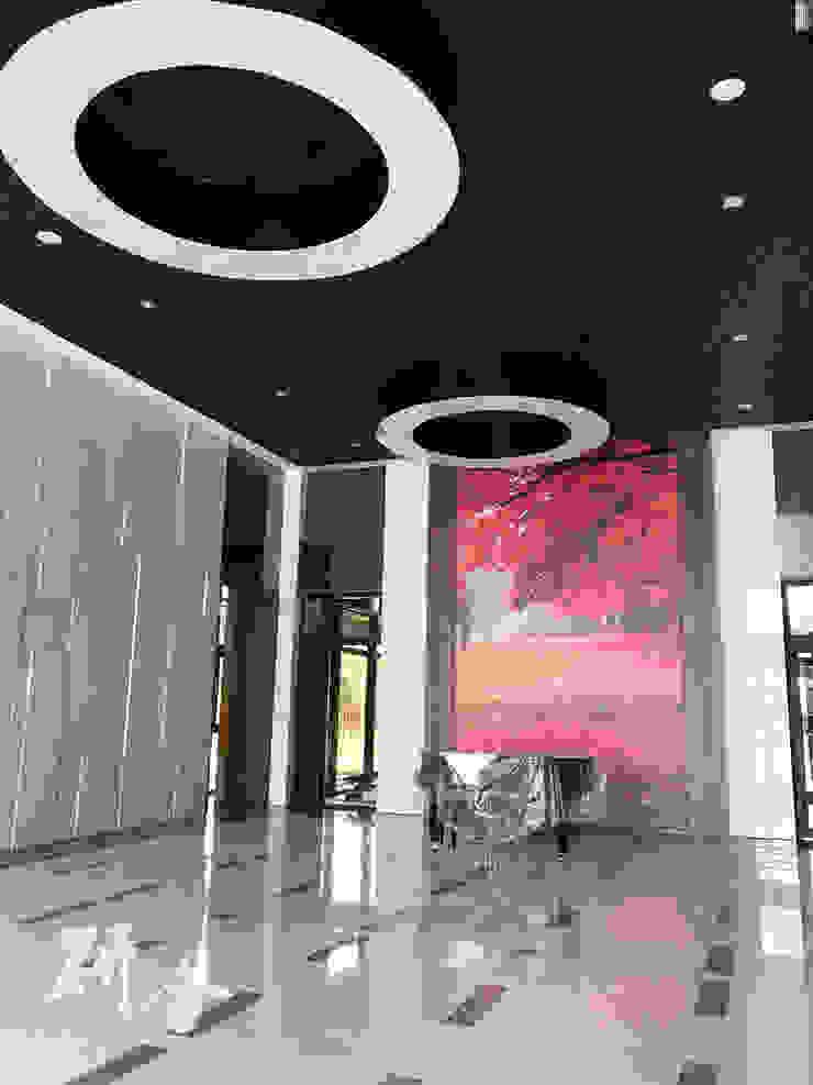 基隆-上品硯: 現代  by 研舍設計股份有限公司, 現代風