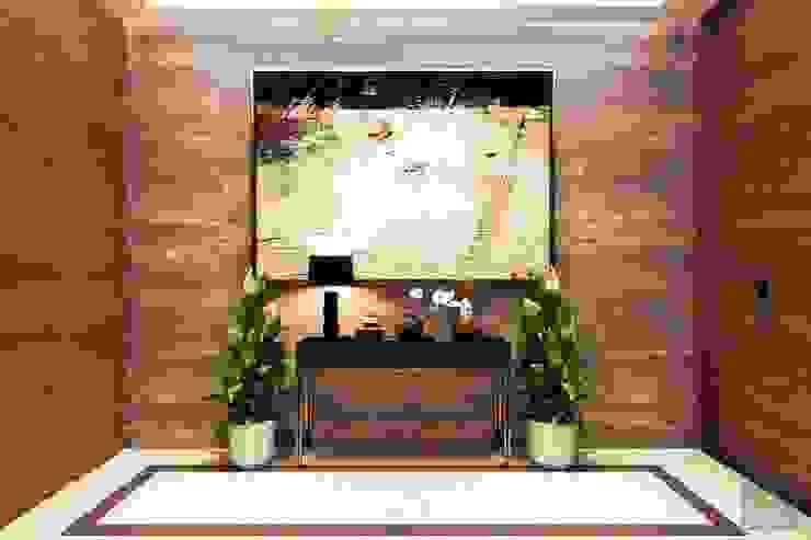 Thiết kế nội thất hiện đại căn hộ The Nassim - ICON INTERIOR ICON INTERIOR Cửa ra vào
