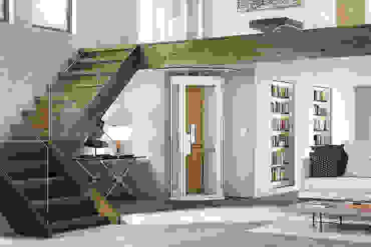 Лестницы в . Автор – Stannah