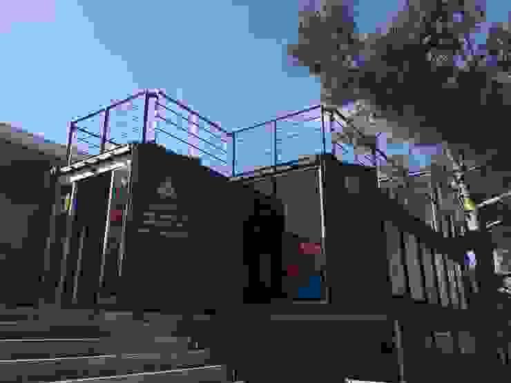 MOVI SHIPPING CONTAINER HOUSES MOVİ evleri Rumah Minimalis