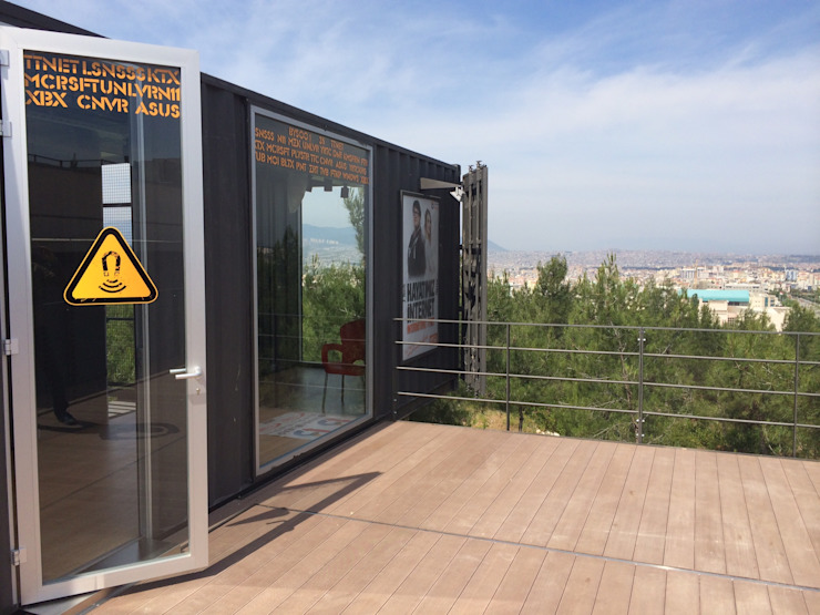 MOVI SHIPPING CONTAINER HOMES 2 MOVİ evleri Minimalist