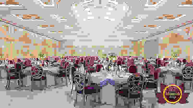 Beautiful Extravagant Wedding Venue by Luxury Antonovich Design