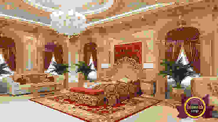 Breathtaking Master Bedroom Interior by Luxury Antonovich Design