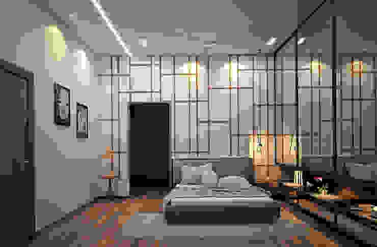 Спальня by Inside Element,