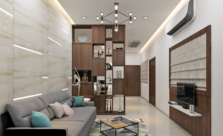 Living room by Inside Element,