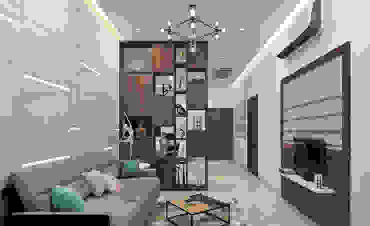 Вітальня by Inside Element,