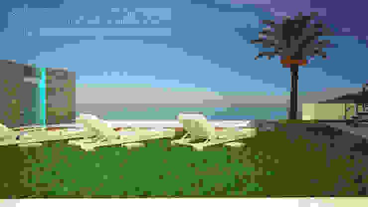 Alberca Zayas Group Albercas de jardín