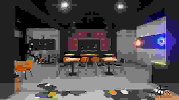 by Analieth Reyes - Arquitectura y Diseño Bricks
