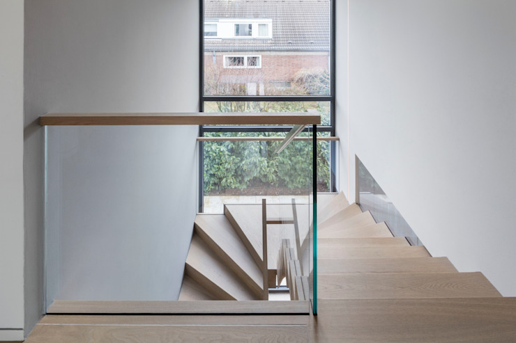 Siller Treppen/Stairs/Scale 階段 木 ブラウン