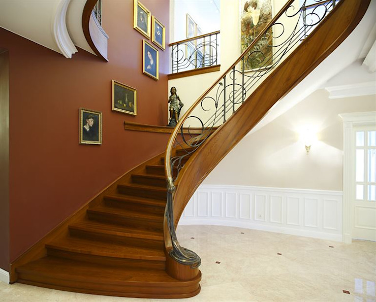 Venice Siller Treppen/Stairs/Scale Stairs Wood Brown