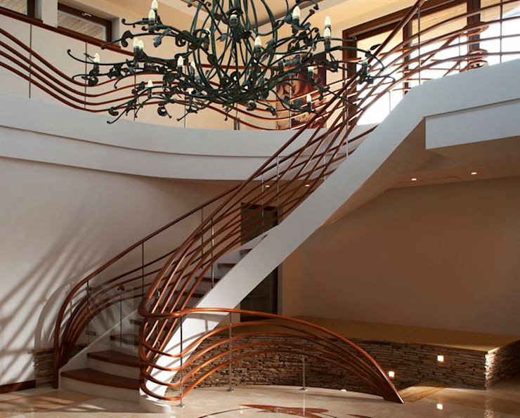 Moscow Siller Treppen/Stairs/Scale Stairs Wood Brown