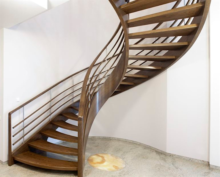 Amsterdam Siller Treppen/Stairs/Scale Stairs Wood Brown
