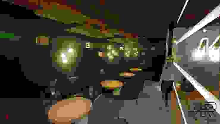 ÁREA VIP de Analieth Reyes - Arquitectura y Diseño Moderno Concreto
