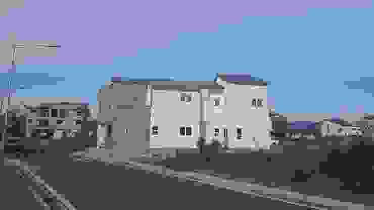 진주 혁신도시 듀플렉스 주택 설계 시공 by neobuild