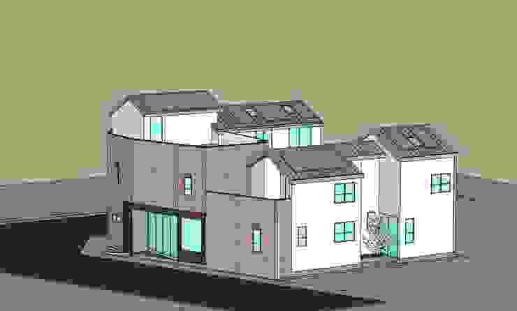 듀플렉스 주택 모델링 by neobuild
