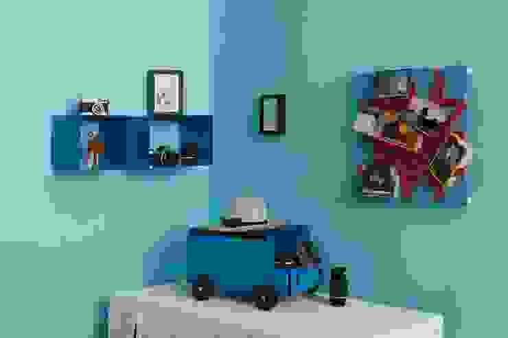 CAR versione camioncino blu turchese Mipiacemolto CasaAccessori & Decorazioni Metallo
