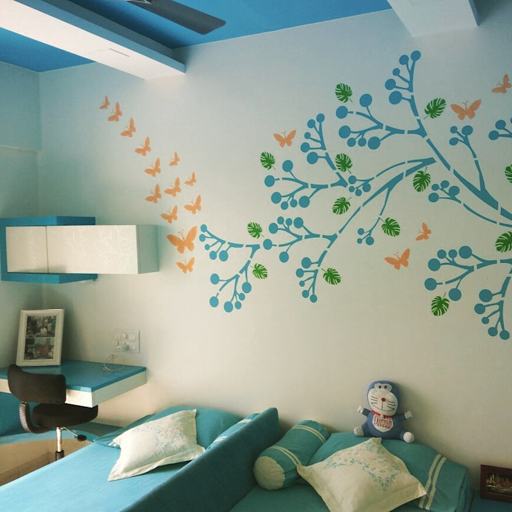 Interior design Ideas:   by Envoy Interiors Pvt ltd,