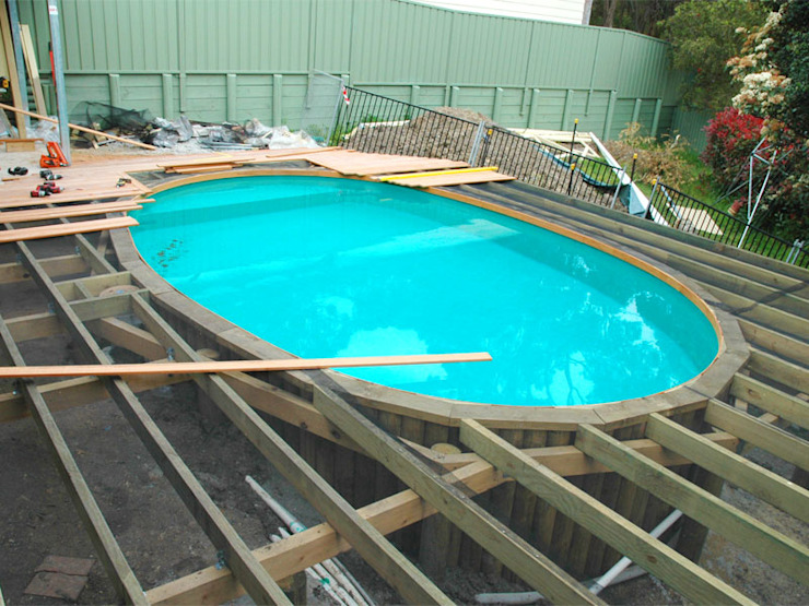 Strong and Durable Pool Decks by CVP Projects and Swimming Pools