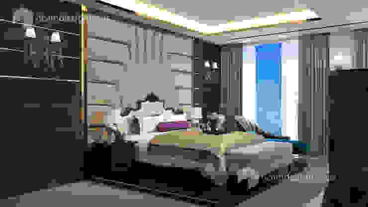 bedroom design, interior design malaysia Norm designhaus Modern style bedroom