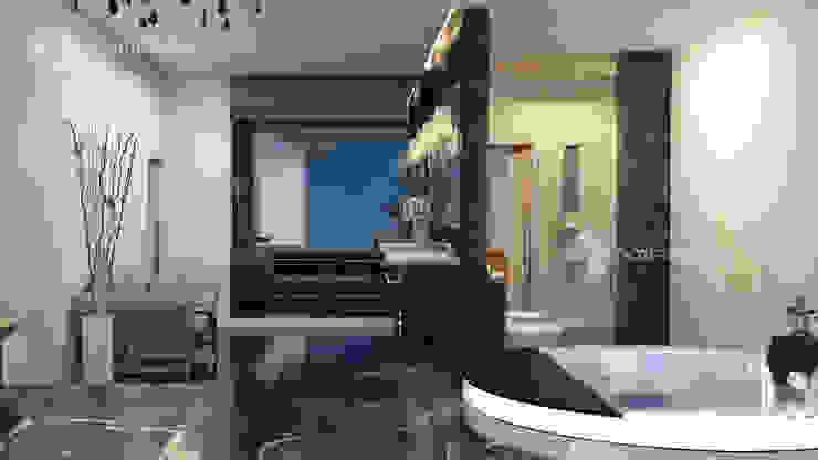 bathroom design, interior design malaysia Norm designhaus Modern bathroom