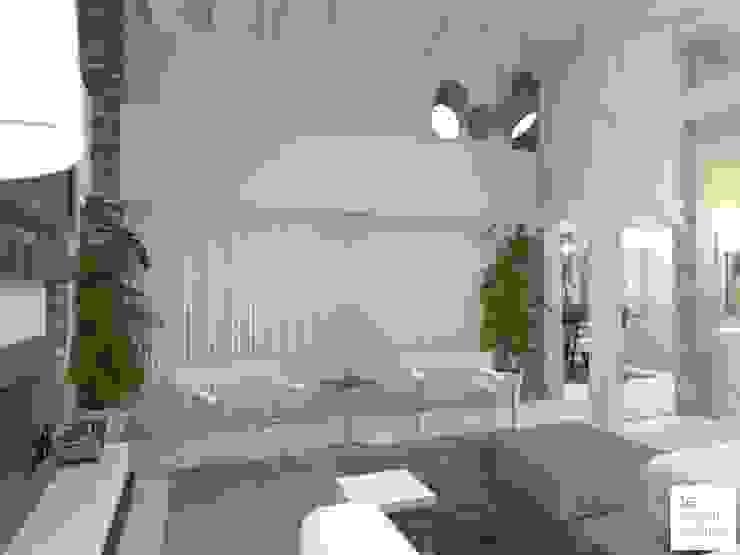 Living Livings modernos: Ideas, imágenes y decoración de Arquimundo 3g - Diseño de Interiores - Ciudad de Buenos Aires Moderno