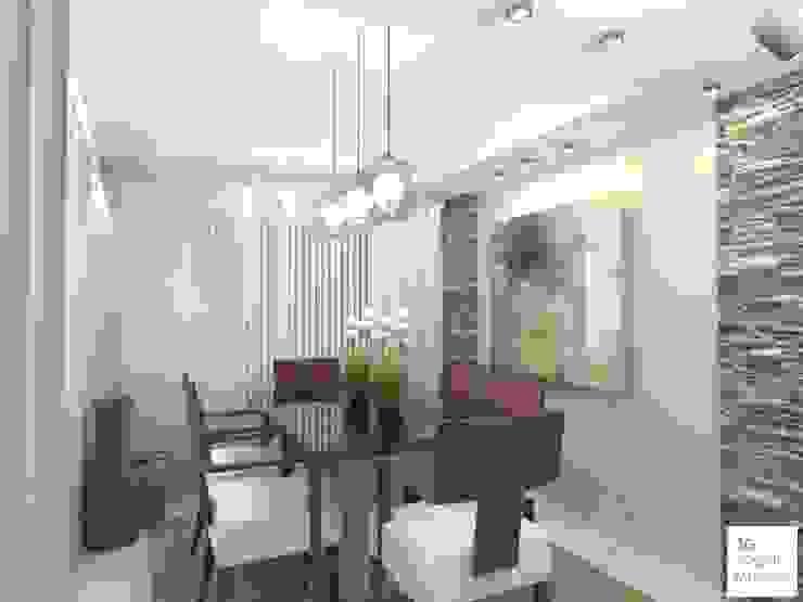 Comedor Comedores modernos de Arquimundo 3g - Diseño de Interiores - Ciudad de Buenos Aires Moderno