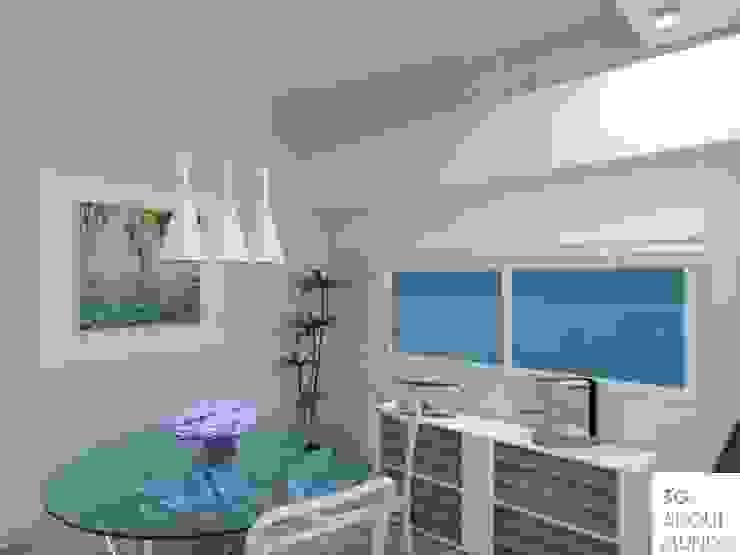 Cocina de Arquimundo 3g - Diseño de Interiores - Ciudad de Buenos Aires Moderno
