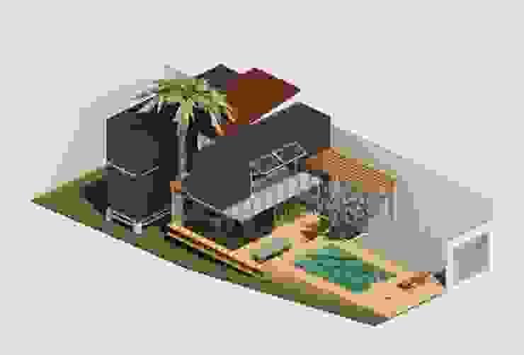 de Oria Arquitetura & Construções Industrial Hierro/Acero