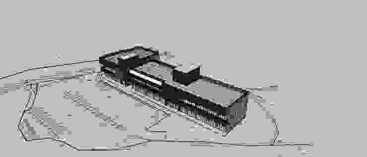 DooShin R&D Center by 피투엔디자인 _____ p to n design 모던