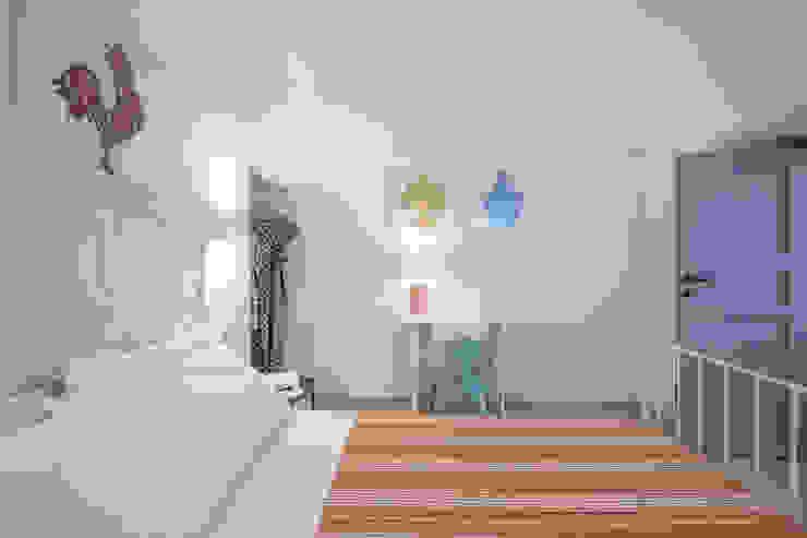 Mediterranean style bedroom by ABBW angelobruno building workshop Mediterranean