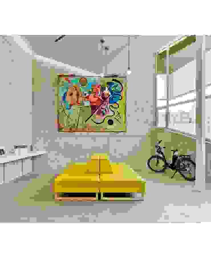Moon Sofa Sancal de Lomuarredi Ltd Moderno
