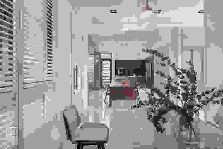 休閒區 Classic style dining room by 禾廊室內設計 Classic