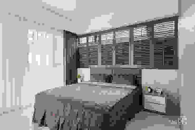 孝親房 Asian style bedroom by 禾廊室內設計 Asian