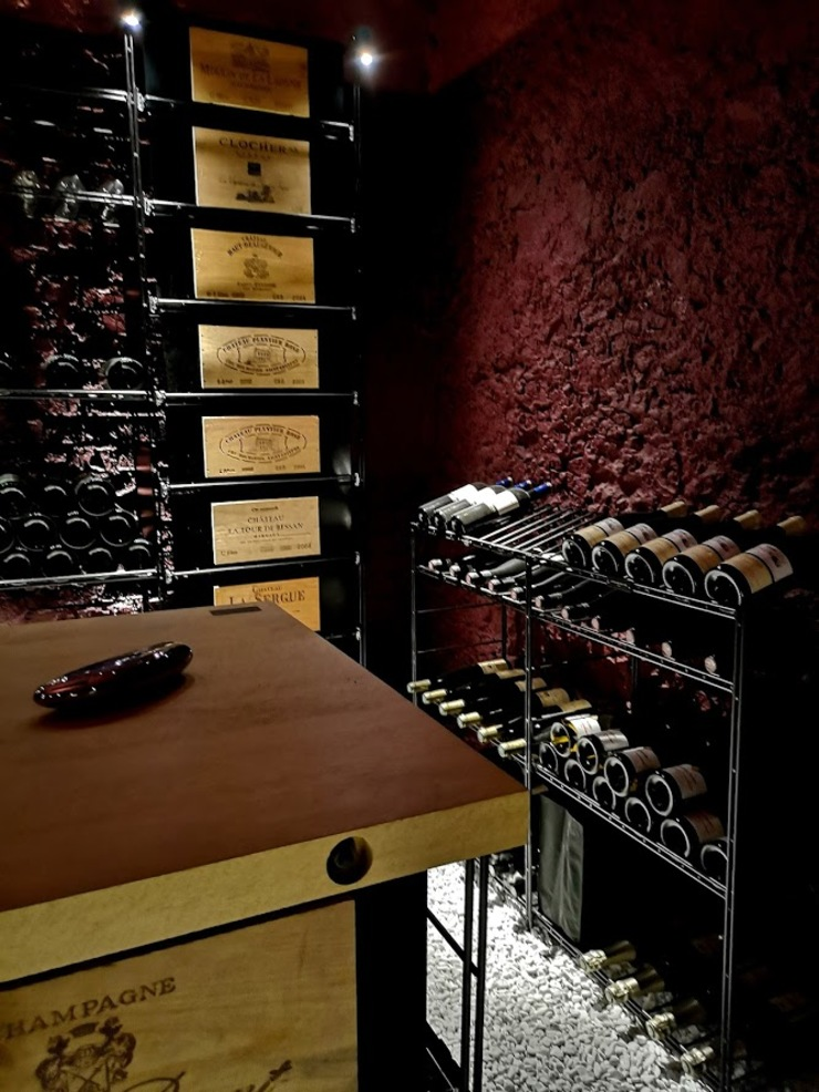 ShoWine Modern Home Wine Cellar