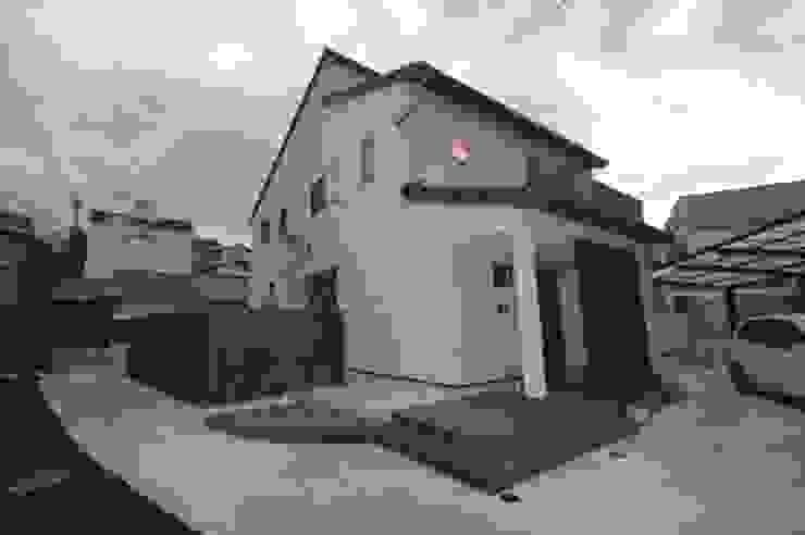 by Home Plan Kiyotake 一級建築士事務所 ㈱清武建設 Asian Wood Wood effect