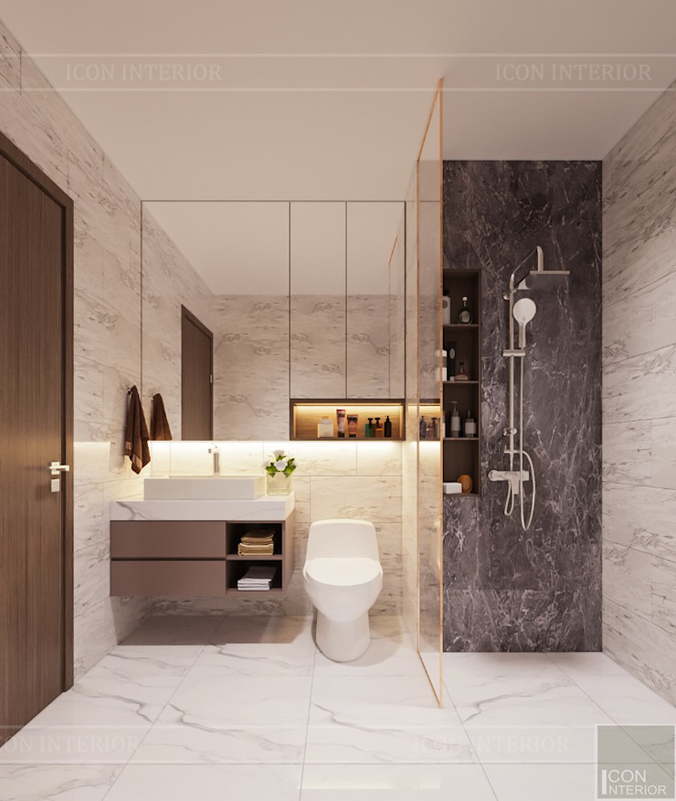 ICON INTERIOR Modern bathroom