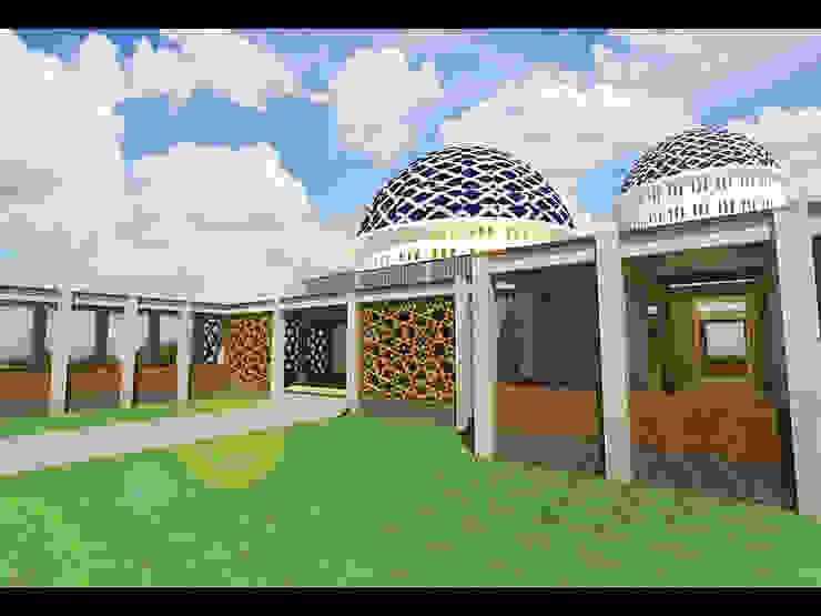 Perspective 1 Oleh Equator.Architect