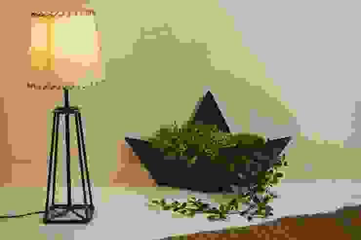 BOAT nero caffè è anche porta vaso Mipiacemolto CasaAccessori & Decorazioni Metallo