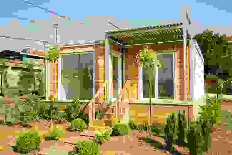 MOVİ evleri Casa di legno