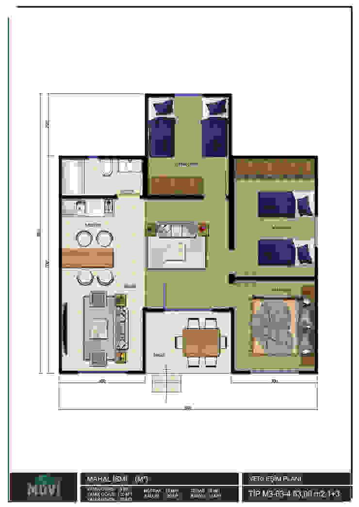 MOVİ evleri Villa