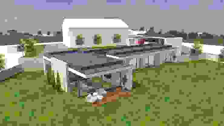 Casa de Bitetos Casas modernas por Miguel Zarcos Palma Moderno