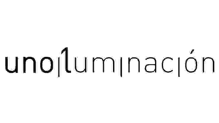 Logo UNO iluminación Centros de exposiciones de estilo minimalista de UNO iluminación Minimalista