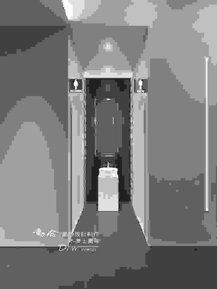 餐廳/商業空間/化粧室 根據 木博士團隊/動念室內設計制作 古典風