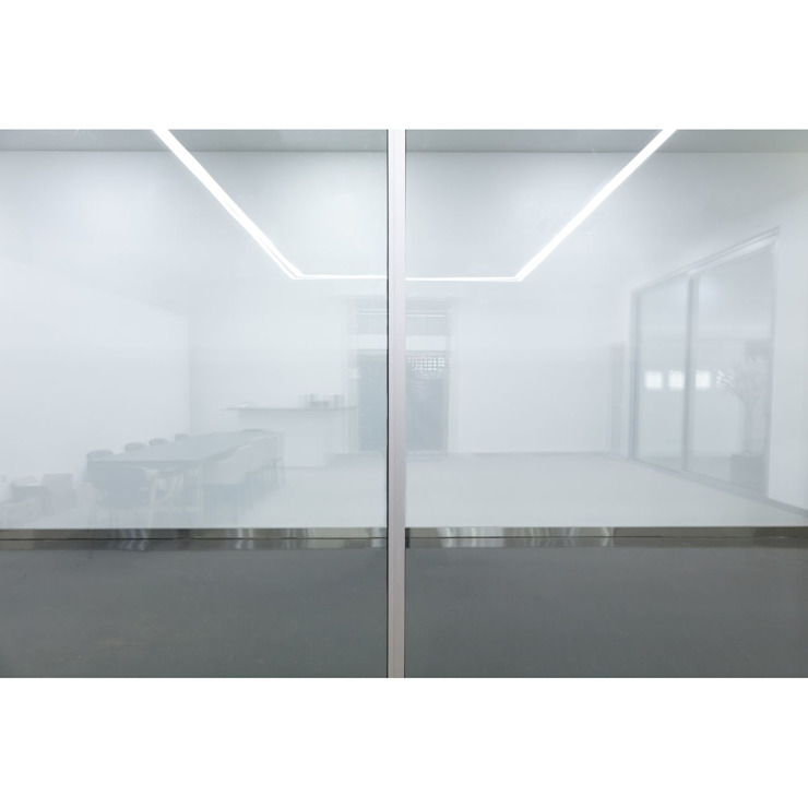 WS 189, 6500mm (width) x 2450mm (height) by WITHJIS(위드지스) 모던 알루미늄 / 아연