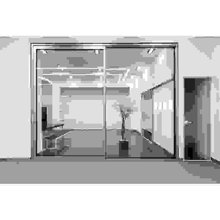WS 189, 4000mm (width) x 3200mm (height) by WITHJIS(위드지스) 모던 알루미늄 / 아연